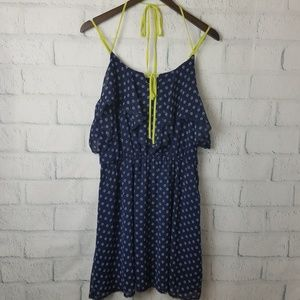 Xhilaration | Blue Sun Dress